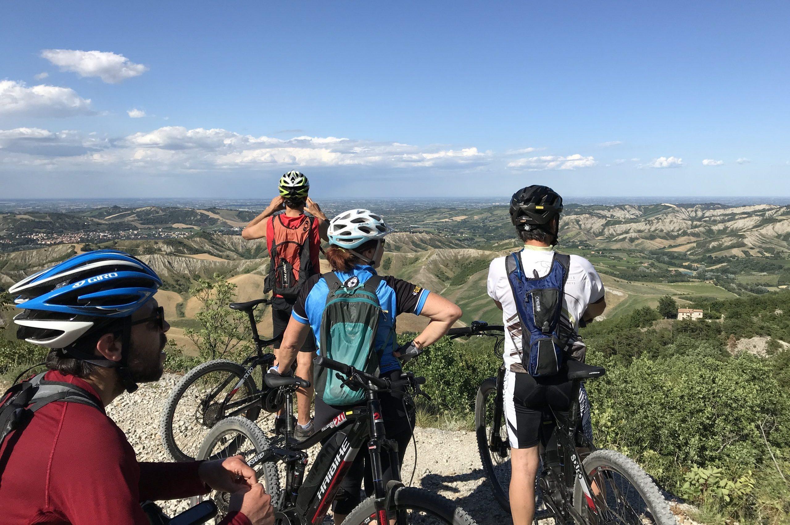 Ciclisti a Ravenna